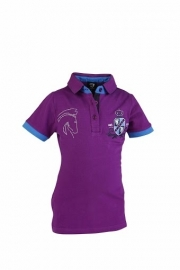 Horka polo shirt Costa Violet (Paars)