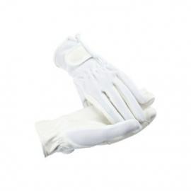 Multi-Stretch Rijhandschoenen wit