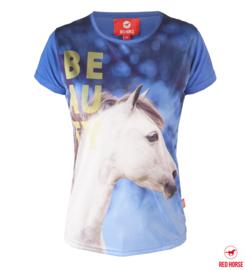 T-Shirt Horsy met Paardenprint