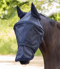 Waldhausen Premium vliegenmasker met neusbeschermer