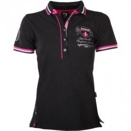 Horka polo shirt Verona Magenta