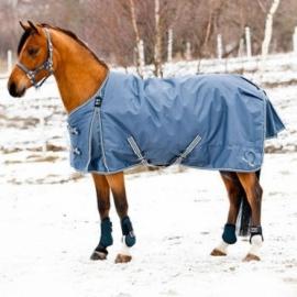 Hgl pony winterdeken grijs