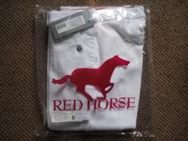 Red Horse Naomi rijbroek wit