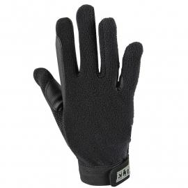Fleece handschoenen Twins Zwart