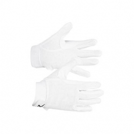 Basic Polygrip Handschoenen wit
