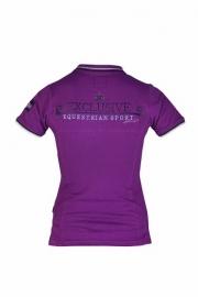 Horka polo shirt Allergo Violet (Paars)