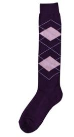 Excellent sokken Paars/Roze