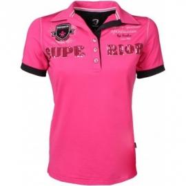 Horka polo shirt Magenta
