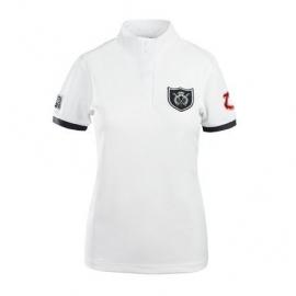 wedstrijdshirt wit