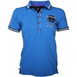 Horka polo shirt Verona Royal Blue