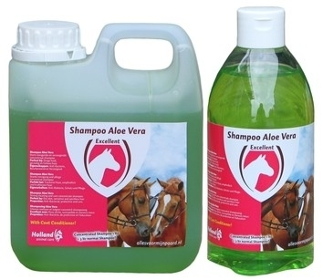 Shampoo Aloe Vera Excellent Horse 500 ML