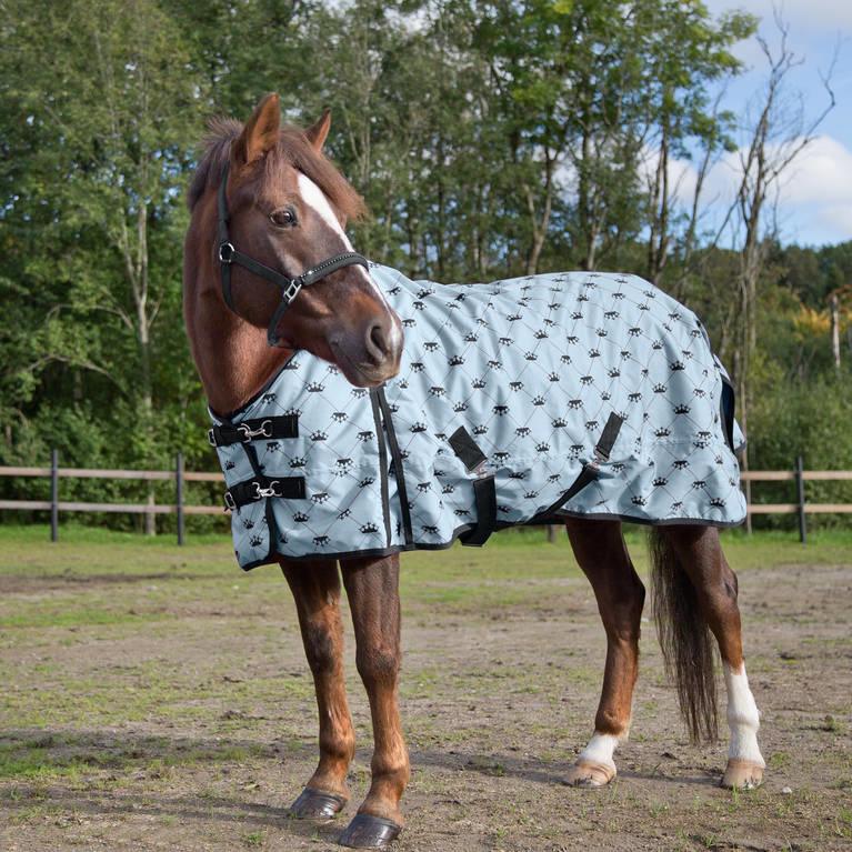 Horze pony regendeken 0 Gram