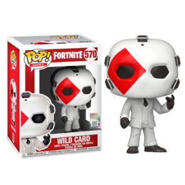 FUNKO POP figure Fortnite Wild Card Diamond (570)