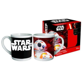 DISNEY Star Wars BB-8 porcelain mug - 320ml