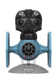 FUNKO POP figure Star Wars Tie Fighter with Tie Pilot 15cm - Exclusive (221)