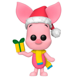 FUNKO POP figure Disney Winnie the Pooh Holiday Piglet (615)