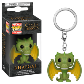FUNKO Pocket POP keychain Game of Thrones Rhaegal