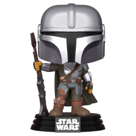 FUNKO POP figure Star Wars Mandalorian The Mandalorian (345)