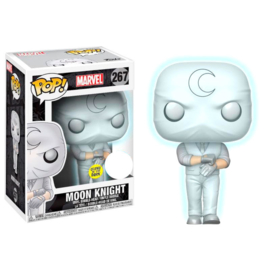 FUNKO POP figure Marvel Moon Knight Glow in the Dark - Exclusive (267)