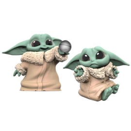 HASBRO Star Wars Yoda The Child pack 2 figures - 5,58cm
