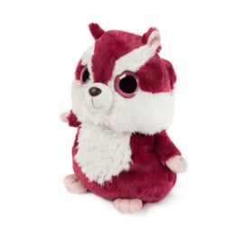 Teddy conditioned Chewoo Yoohoo & Friends 25cm Squirrel  (microwave heated)