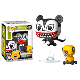 FUNKO POP figure Disney Nightmare Before Christmas Vampire Teddy with Undead Duck (461)