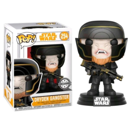 FUNKO POP figure Star Wars Solo Dryden Henchman - Exclusive (254)