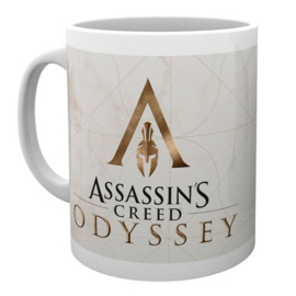 Assassins Creed Odyssey Logo mug