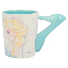 Frozen Elsa Shoe 3D Disney mug