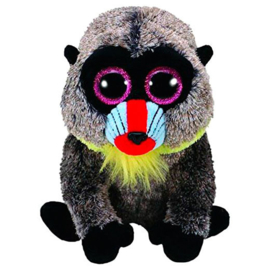 TY Beanie Boos Wasabi Baboon plush toy 15cm