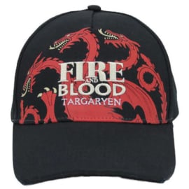 Game of Thrones Targaryen adult cap