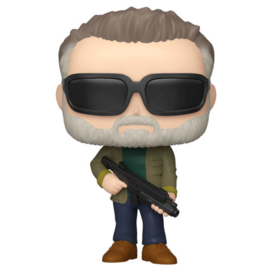 FUNKO POP figure Terminator Dark Fate T-800 (819)