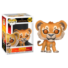 FUNKO POP figure Disney The Lion King Simba (547)