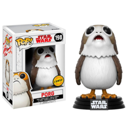 FUNKO POP figure Star Wars The Last Jedi Porg  - Exclusive - Chase (198)