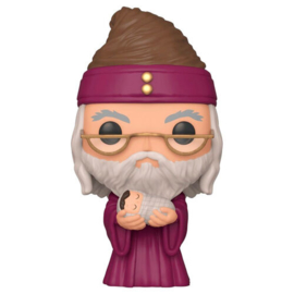 FUNKO POP figure Harry Potter Dumbledore with Baby Harry (115)