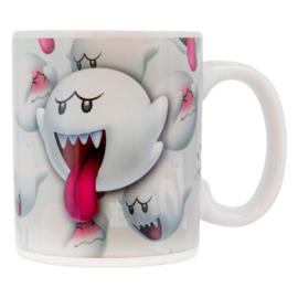 Nintendo Super Mario Boo Heat change mug