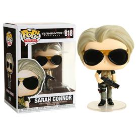 FUNKO POP figure Terminator Dark Fate Sarah Connor (818)