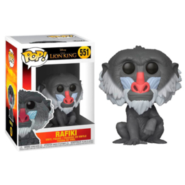 FUNKO POP figure Disney The Lion King Rafiki (551)