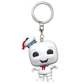 FUNKO Pocket POP keychain Ghostbusters Stay Puft