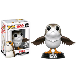 FUNKO POP figure Star Wars The Last Jedi Porg - Exclusive (198)