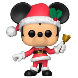 FUNKO POP figure Disney Holiday Mickey (612)