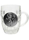 Game of Thrones Lannister glass mug/jug
