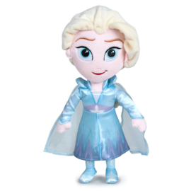 Disney Frozen 2 Elsa plush toy 30cm