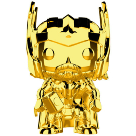 FUNKO POP figure Marvel Studios 10 Thor Gold Chrome (381)