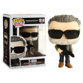 FUNKO POP figure Terminator Dark Fate T-800 (819)
