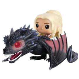 FUNKO POP figure Game of Thrones Daenerys & Drogon 18cm (15)