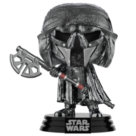 FUNKO POP figure Star Wars Rise of Skywalker Knight of Ren Long Axe (325)