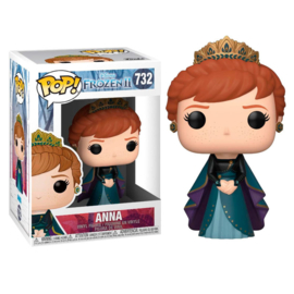 FUNKO POP figure Disney Frozen 2 Anna Epilogue (732)