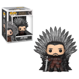 FUNKO POP figure Game of Thrones Jon Snow Sitting on Throne (72)