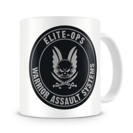 Warrior Mug with Round Logo